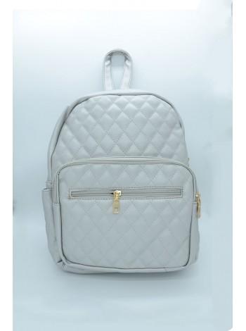 Рюкзак школьный белый