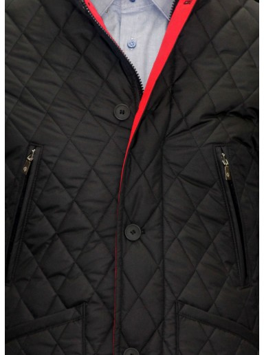 Куртка js1319/black