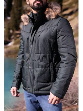 Куртка p10128/green