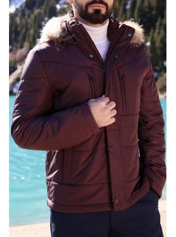 Куртка P10128/bordo