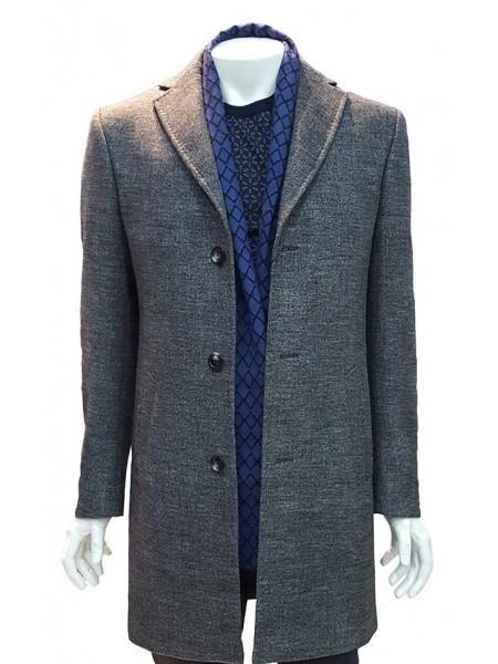 Пальто 160400/light grey