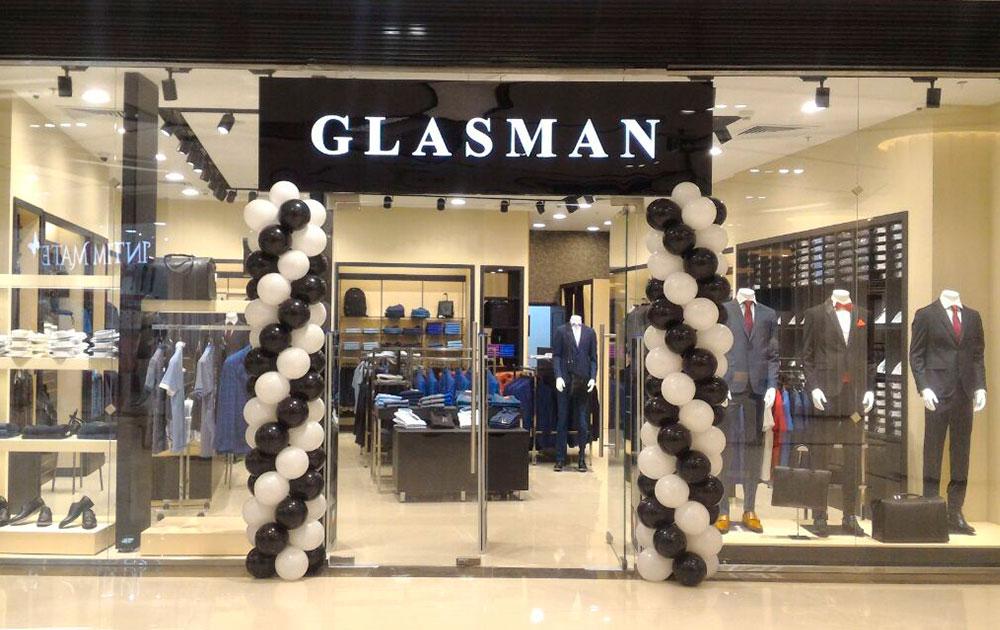 Магазин Glasman в Бишкеке
