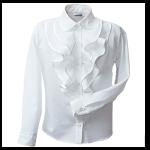 Белоснежные школьные блузки
