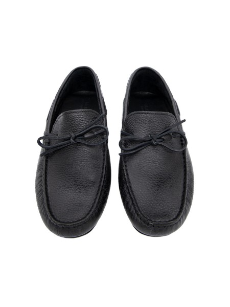 Мокасины AG-2014-01-black-floter