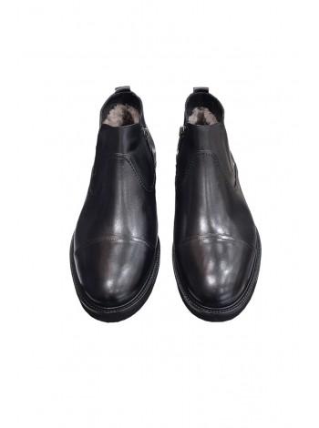 Зимние классические ботинки