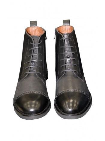 Завышенные мужские ботинки
