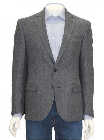 Мужской полу-приталенный пиджак