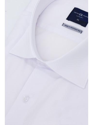 Рубашка короткий рукав slim