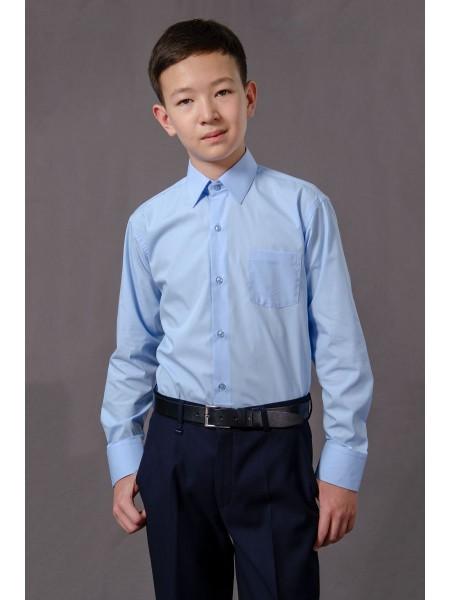 Рубашка TC KID-BLUE