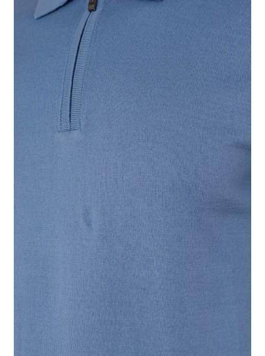 Поло YG2102 BLUE
