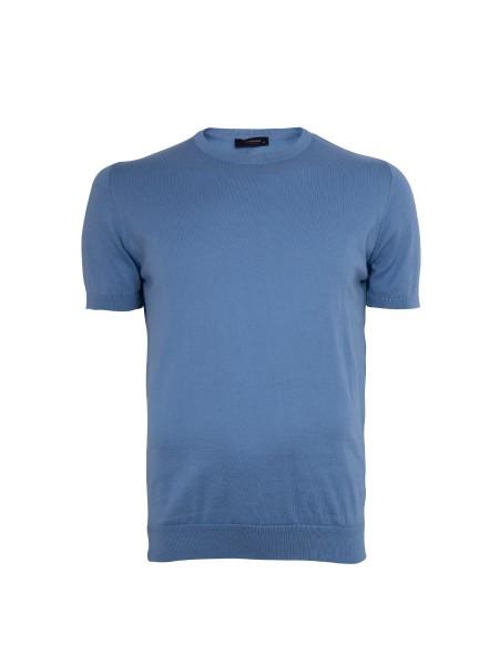 Футболка YG2103 BLUE